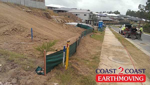 Silt Fencing Services Gold Coast Sunshine Coast Ipswich