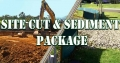 Site Cut & Sediment Control Package